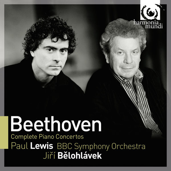 Paul Lewis - Beethoven: Complete Piano Concertos