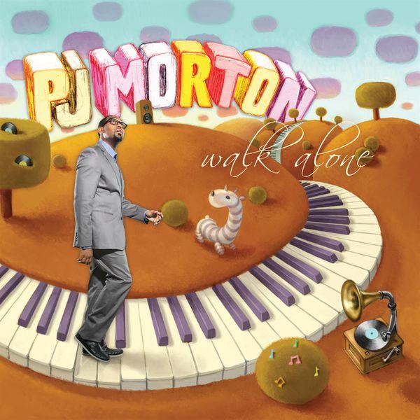 PJ Morton - Walk Alone