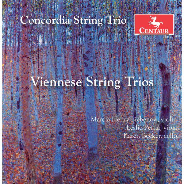Concordia String Trio - Zellner & Perger: String Trios