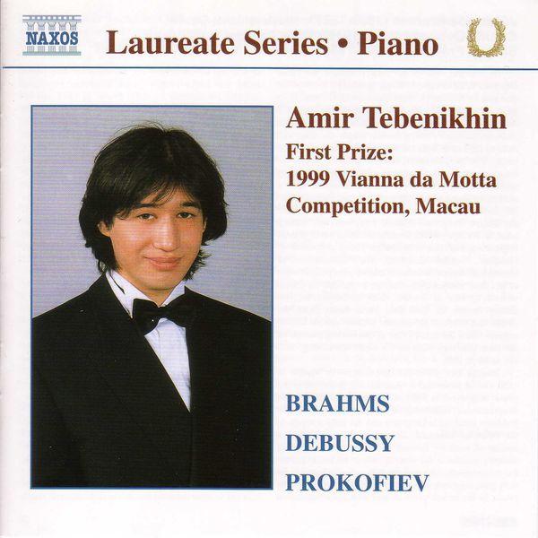 Amir Tebenikhin - Piano Recital: Amir Tebenikhin