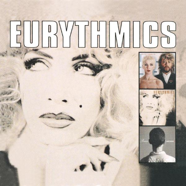 Eurythmics - Revenge - Savage - Peace