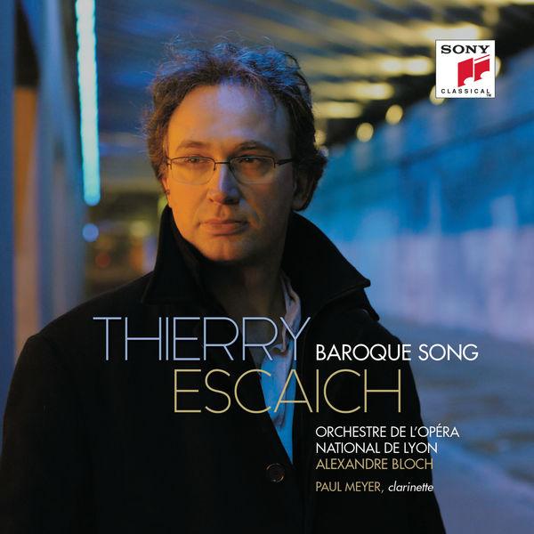 Paul Meyer - Thierry Escaich : Baroque Song