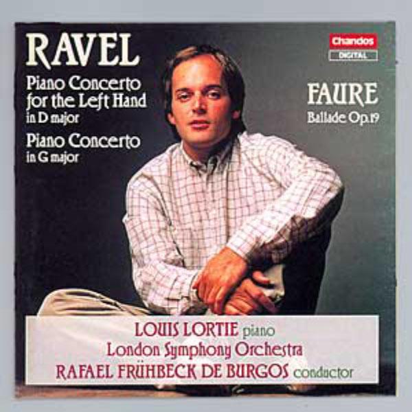 Louis Lortie - Maurice Ravel : Concertos pour piano