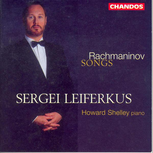 Sergei Leiferkus|Mélodies