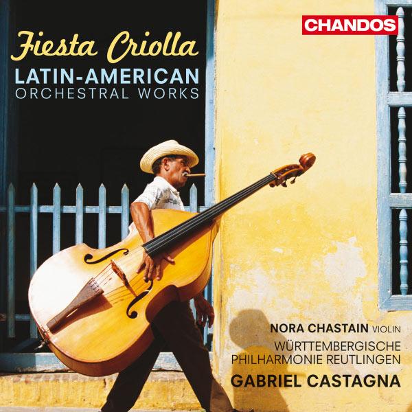 Gabriel Castagna - Œuvres latino-américaines pour orchestre