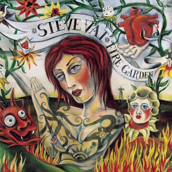 Steve Vai|Fire Garden