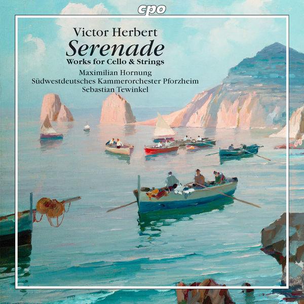 Maximilian Hornung - Serenade - Works for Cello & Strings