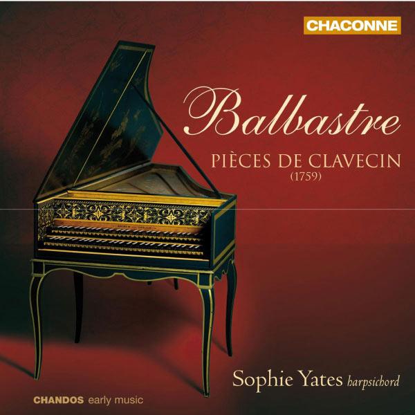 Sophie Yates - Pièces de clavecin