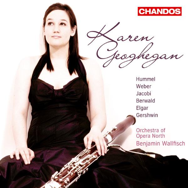 Karen Geoghegan - Concertos pour basson