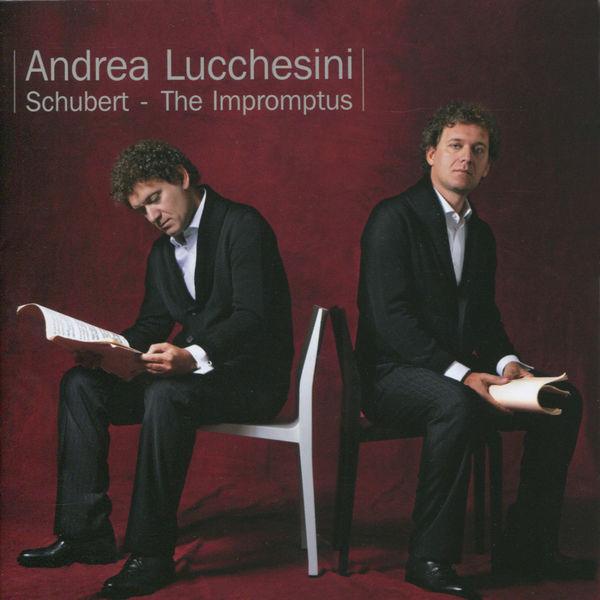 Andrea Lucchesini - Schubert: Impromptus, Andrea Lucchesini