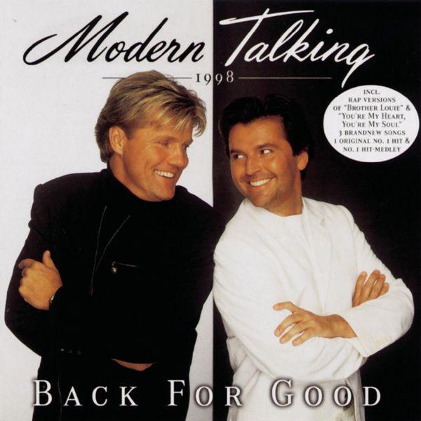 Modern Talking - Back For Good/2nd