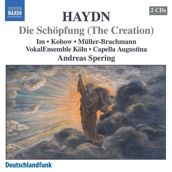 Andreas Spering - La Création