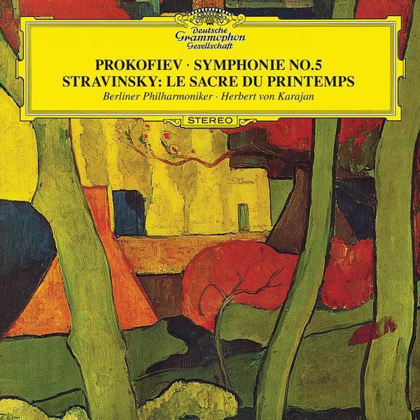 Herbert von Karajan - Prokofiev: Symphony No.5 - Stravinsky: Sacre du Printemps