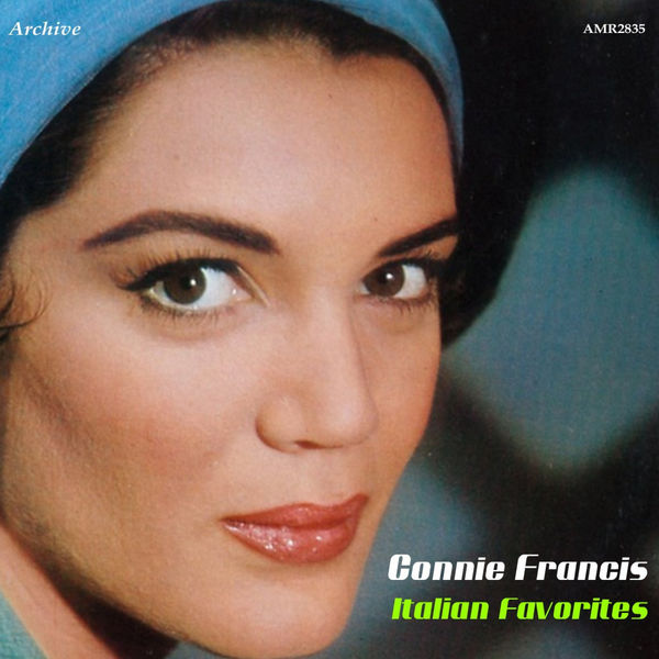 Connie Francis - Italian Favorites