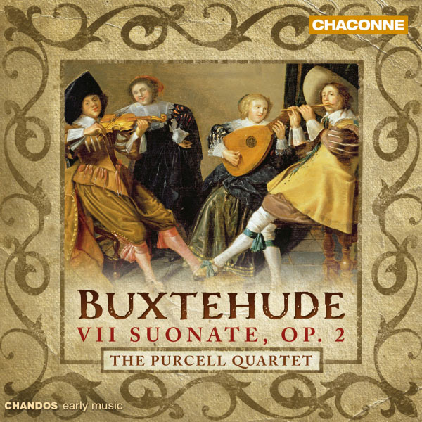 The Purcell Quartet - 7 Sonates, op.2