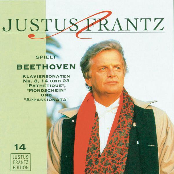 Justus Frantz - Justus Frantz spielt Beethoven: Klaviersonaten No. 8, 14 und 23