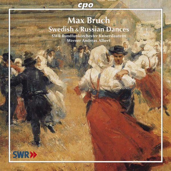 Kaiserslautern SWF Radio Orchestra - Bruch, M.: Suite On Russian Themes / Serenade Nach Schwedischen Melodien / Swedish Dances