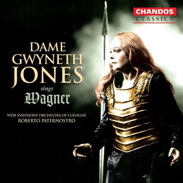 Gwyneth Jones - Dame Gwyneth Jones chante Wagner