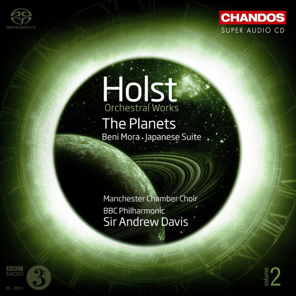 Andrew Davis - Holst: Orchestral works (Vol. 2). The Planets