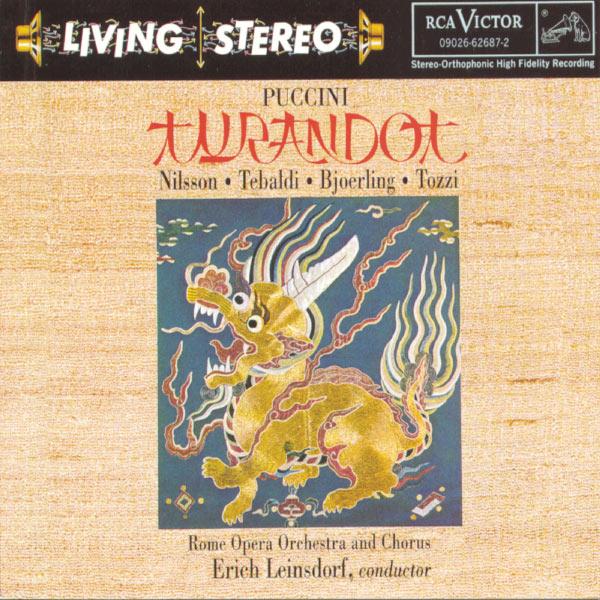 Birgit Nilsson - Puccini:Turandot