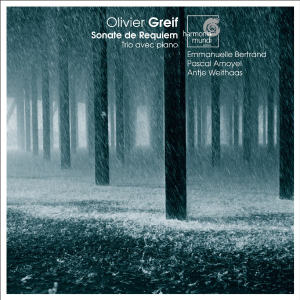 Emmanuelle Bertrand, Pascal Amoyel - Greif: Sonate de Requiem