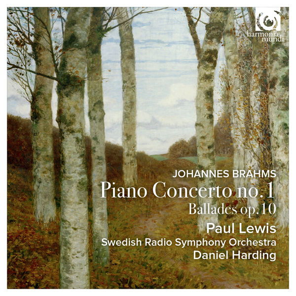 Paul Lewis - Brahms : Piano Concerto No.1