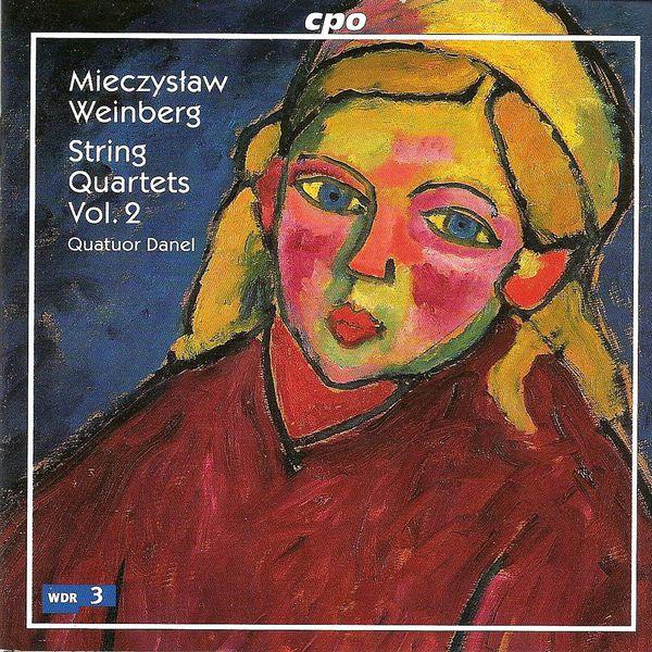 Quatuor Danel - Weinberg: String Quartets, Vol. 2