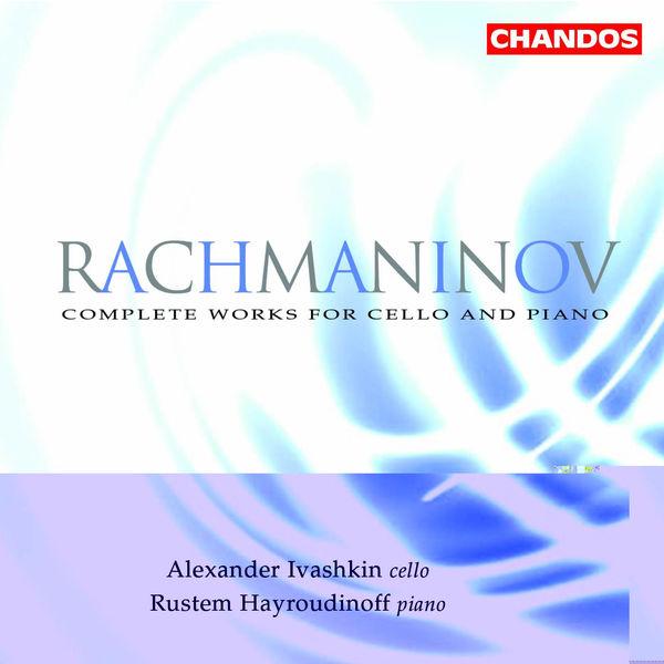 Alexandre Ivashkin - Œuvres complètes pour violoncelle & piano