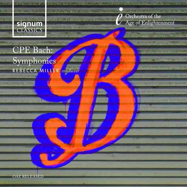 Carl Philipp Emanuel Bach - CPE Bach: Symphonies
