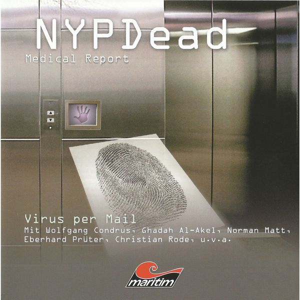 NYPDead - Medical Report - Folge 4: Virus per Mail