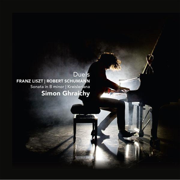 Simon Ghraichy Duels (Franz Liszt - Robert Schumann)