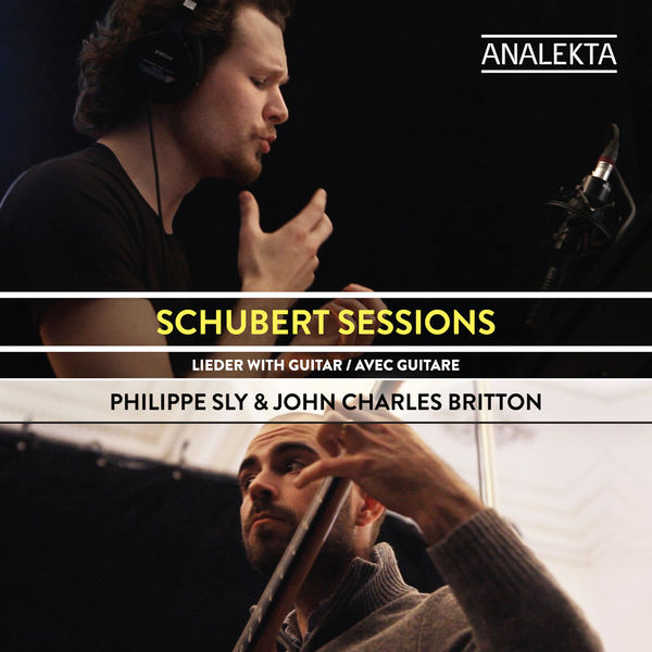 Various Artists - Schubert Sessions: Lieder with Guitar