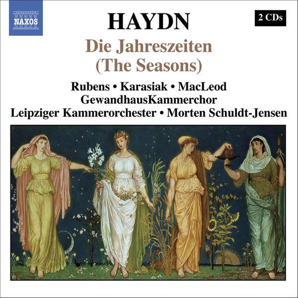 Sibylla Rubens - Haydn: Jahreszeiten (Die) (The Seasons)