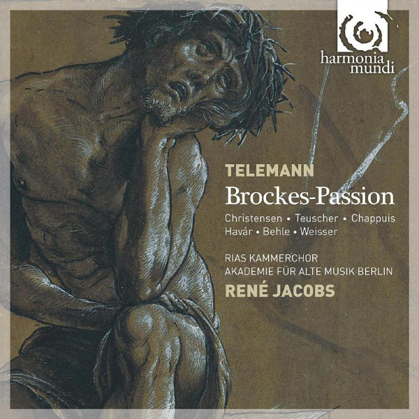 René Jacobs - Telemann: Brockes-Passion