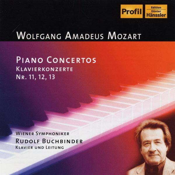 Rudolf Buchbinder - Mozart: Piano Concerto Nos. 11-13