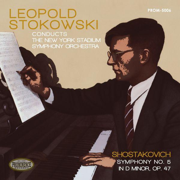 Stadium Symphony Orchestra Of New York - Shostakovich: Symphony No. 5 in D Minor, Op. 47