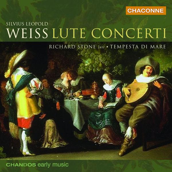 Richard Stone - Concertos pour luth