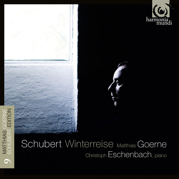 Matthias Goerne - Franz Schubert : Winterreise (Lieder, vol. 9)