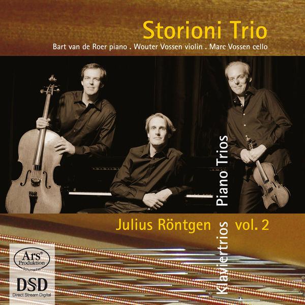 Storioni Trio - Trios avec piano (Volume 2)