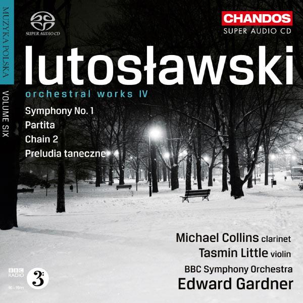 Edward Gardner - Witold Lutoslawski (Volume 4) : Œuvres orchestrales