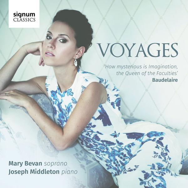 Mary Bevan - Voyages