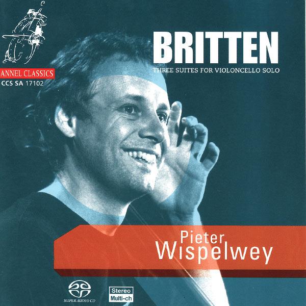 Pieter Wispelwey - Three Suites for Violoncello Solo