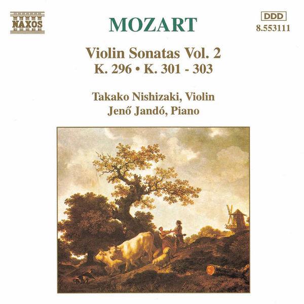 Takako Nishizaki - Violin Sonatas, Vol. 2