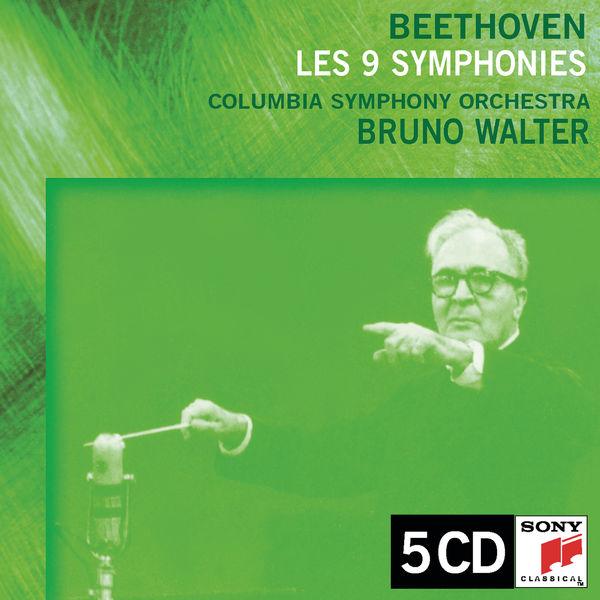 Bruno Walter - Ludwig van Beethoven : Les 9 Symphonies / The Complete Symphonies (1958)