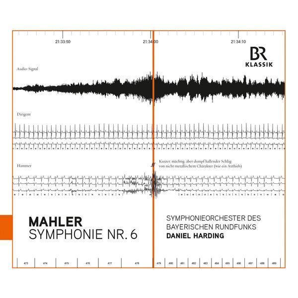 "Daniel Harding - Mahler : Symphony No. 6 in A Minor ""Tragic"""