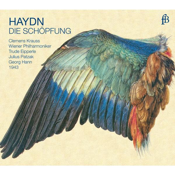 Georg Hann - Haydn: Die Schöpfung