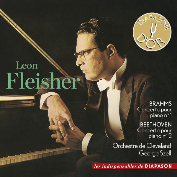 Leon Fleisher - Brahms: Concerto pour piano No. 1 - Beethoven: Concerto pour piano No. 2 (Diapason n°609)