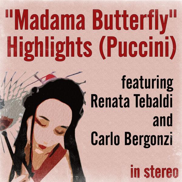 Madama Butterfly Highlights (Puccini) (Stereo)   Giacomo