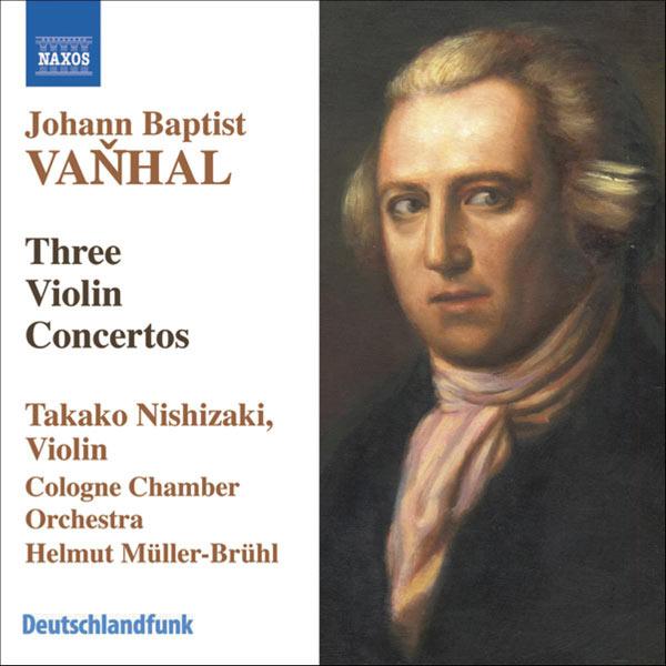 Takako Nishizaki - Trois concertos pour violon