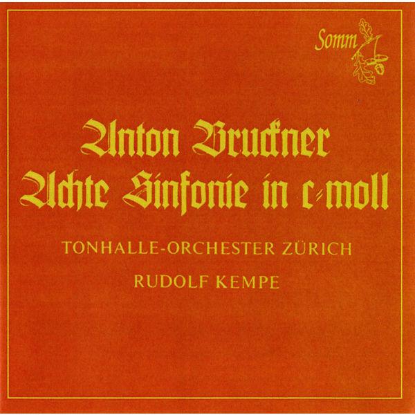Tonhalle-Orchester Zürich - Bruckner: Symphony No. 8 in C Minor